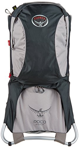Osprey Packs Poco - Premium Child Carrier (Koala Grey, One Size)