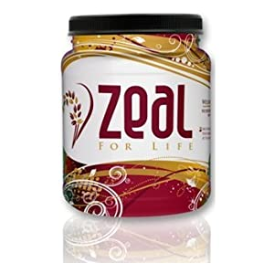 Zeal for Life Wild Berry 30-Day Wellness canister,420gm