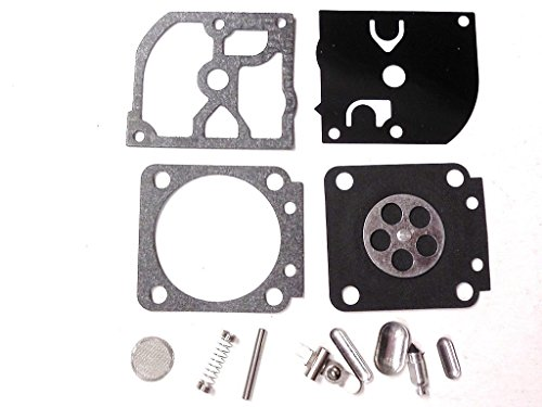 Carburetor Carb Rebuild Kit Gasket Diaphragm for ZAMA carby replace RB-89 Fits Stihl BG45 BG46 BG55 BG65 BG85 SH55 SH85 Blower Shredder Vacuum Sprayer (Stihl Blower Shredder Vac compare prices)