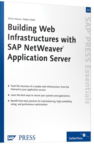 Building Web Infrastructures with SAP NetWeaver Application Server (Sap Press Essentials)