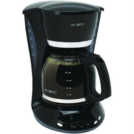 Mr. Coffee Dwx23-Np 12-Cup Programmable Coffee Maker (Dwx23 Coffee Pot compare prices)