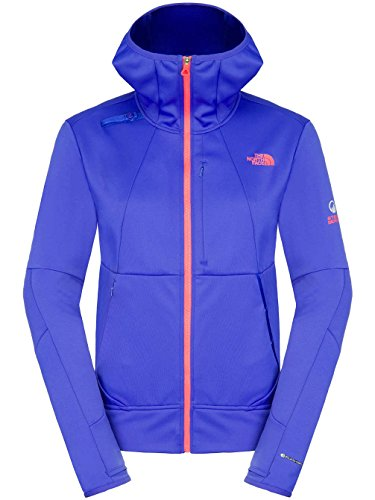 The North Face Snorkle Hoodie Womens Hoodie Large Tech Blue