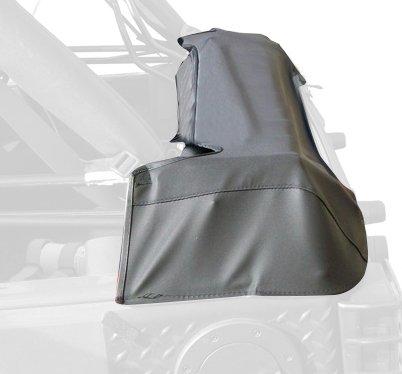 Rugged Ridge 12104.51 Black Diamond Soft Top Storage Boot
