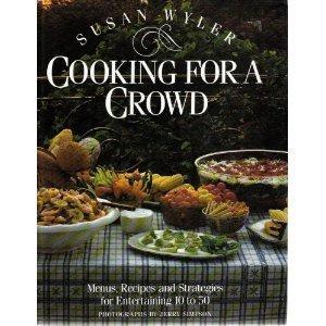 Cooking for a Crowd (Cooking For A Crowd compare prices)