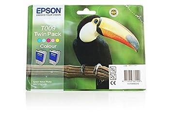 Epson Stylus Photo 900 - Original Epson C13T00940210 / T009 - Cartouche d'encre Couleur -