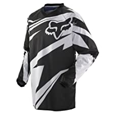 Fox HC Costa white/black (Size: S) Downhill Jersey