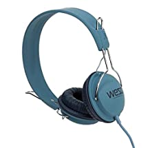 WeSc Tambourine Seasonal Mechanical Blue Headphones