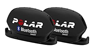 Polar Speed and Cadence Sensor Bluetooth Smart Set - Black