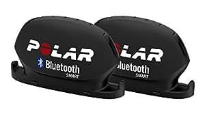 Polar Speed and Cadence Sensor Bluetooth Smart Set - Black