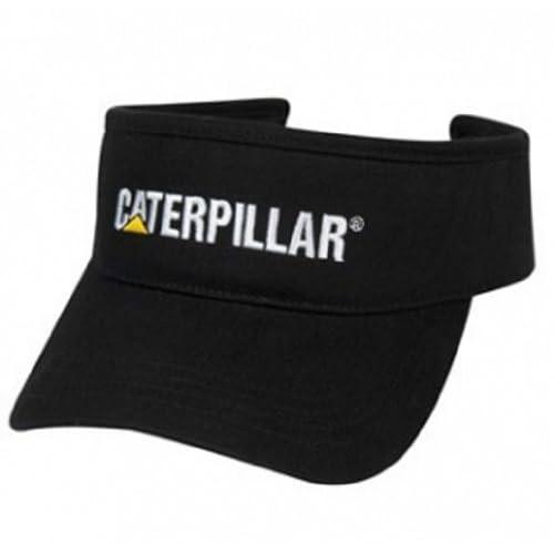 Caterpillar CAT Black Osprey Golf Visor at Amazon Men's Clothing