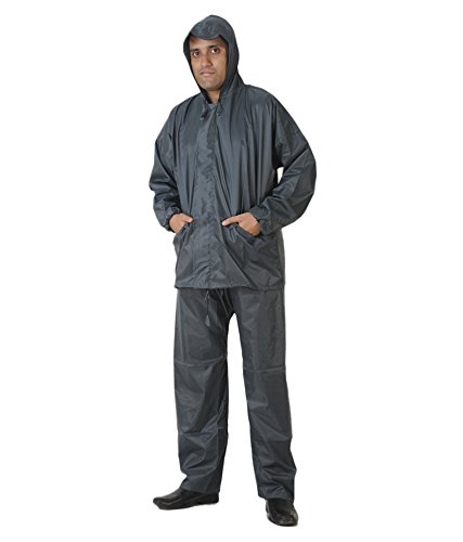 Capeshoppers Rain Suit with Hood for Bike