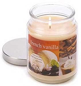 Dreamy Sweet French Vanilla 20 oz. Jar Candle by LSBG