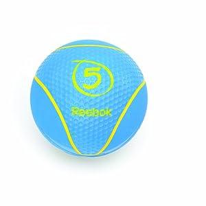 Reebok Medicine Ball - Cyan (Blue), 5Kg