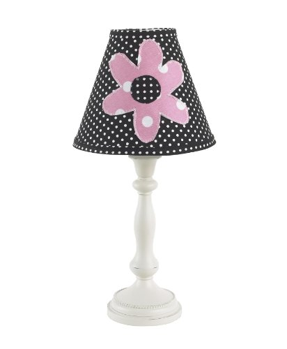 Cotton Tale Designs Girly Standard Lamp and Shade - 1