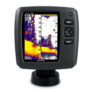 New Garmin Echo 550c Color Fishfinder Dual Beam Xducer 010-00955-00