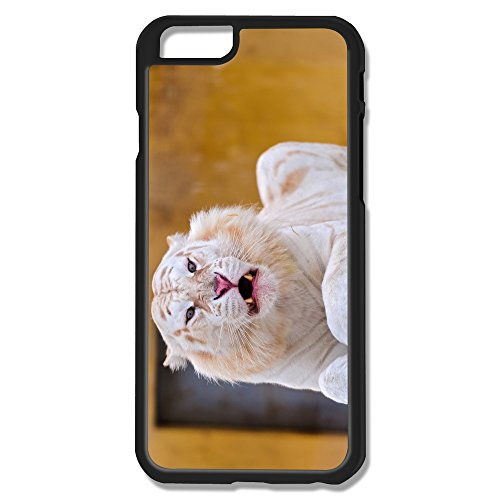 White Tiger Laying Down Pc Cute Cover For Iphone 6