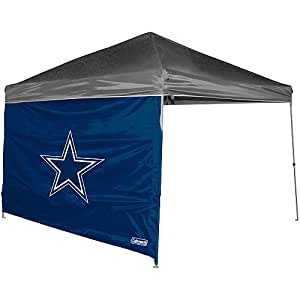 Amazon Com Coleman Dallas Cowboys 10x10 Tailgating