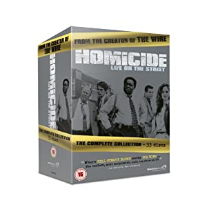 Homicide: the Complete Series [Import anglais]
