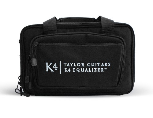 Taylor Guitars K-4 Gig Bag, Black