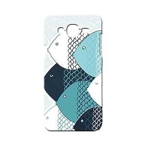 G-STAR Designer 3D Printed Back case cover for Samsung Galaxy E7 - G3127