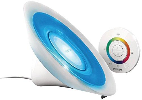 Philips LivingColors AURA Lampada da Tavolo LED 1x 8 W, Lampadina Inclusa, max 8 W