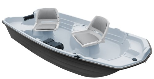 KL Industries Sun Dolphin Pro 10.2' Fishing Boat