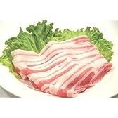 岡山県産 茶美豚 (チャミートン) バラスライス 200g