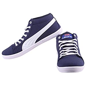 Lancer Men LIFE STYLE-2 Canvas Sports Sneakers Shoes