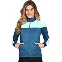 Brooks Womens Rally Jacket - River/Surf