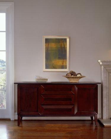 Cheap Sideboard by Brownstone – Black Cherry (BCDCH305) (BCDCH305)