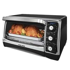 Amazon.com : Bd Convection Countertop Oven : Toaster Ovens ...