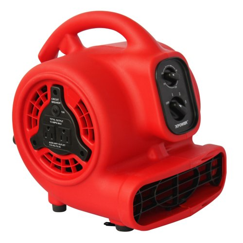 Speed Mini Air Mover with 3-Hour Timer
