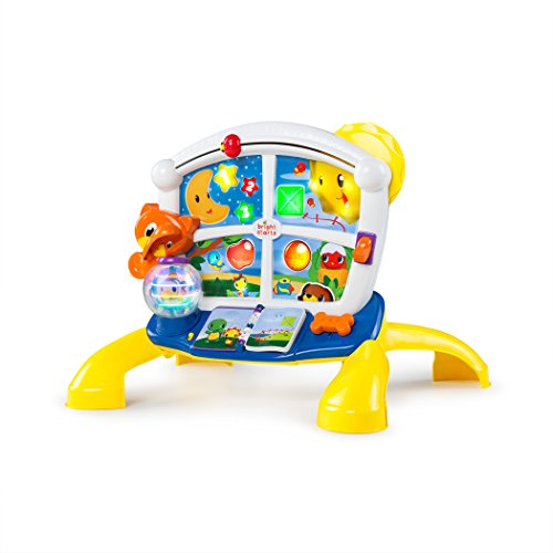 Bright Starts Lights Baby Learn and Giggle Activity Station