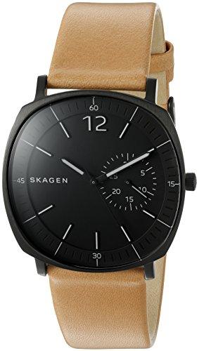 skagen-mens-skw6257-rungsted-light-brown-leather-watch