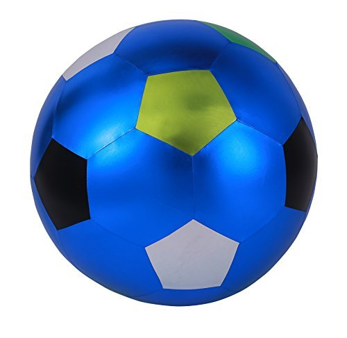 Y'All Ball Green & Blue 32 Inch Soccer Ball by Y'all Ball jetzt bestellen