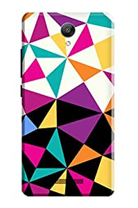 KanvasCases Printed Back Cover For Xiaomi Redmi Note 2 + Free Earphone Cable ...