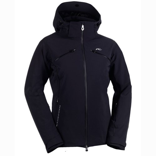 KJUS Damen Skijacke LADIES FORMULA JACKET - black/black, Damen Größe:42