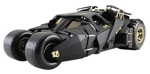 Hot Wheels Elite Batman Begins Batmobile