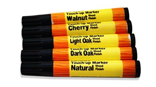 5-teiliges-holz-mobel-touch-up-marker-licht-eiche-walnuss-natur-dunkle-eiche-kirsche