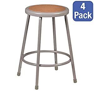 Amazon Com Norwood Commercial Furniture Grey Metal Lab