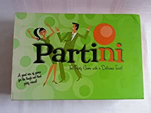 Partini: The Party Game with a Delicious Twist (2008)