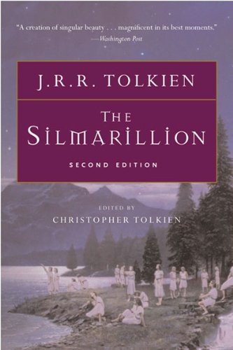 JRR Tolkien: The Silmarillion