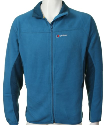 Berghaus Mens Brenta Full Zip Micro Fleece Jacket Size L