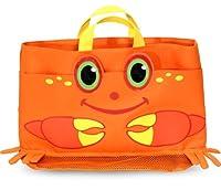 Melissa & Doug Sunny Patch Clicker Crab Beach Tote Bag