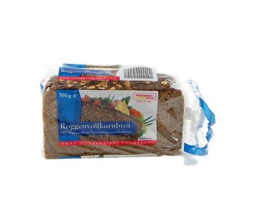 German Aerzener Rye Bread Sliced - 1 x 500 g