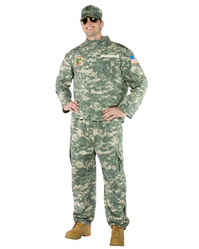 Army Uniform - Adult Costume