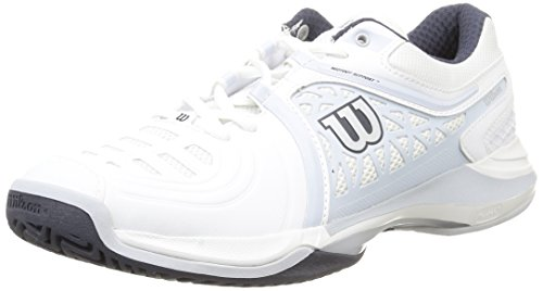 wilson-nvision-elite-chaussures-de-tennis-homme-multicolore-white-pearl-grey-coal-44-eu