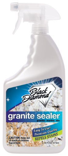 Black Diamond Nexgen Natural Stone Penetrating Sealer