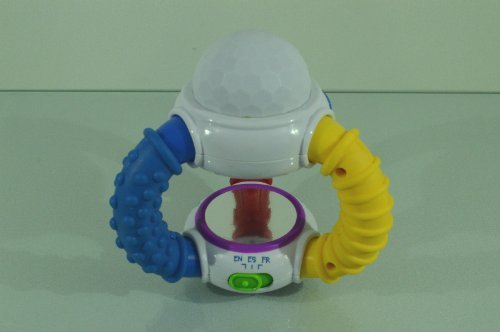 Baby Einstein Musical Kaleidoscope Colors Rare - 1