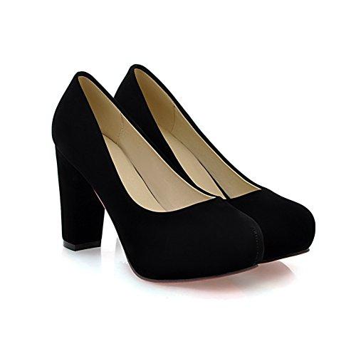 Scarpe di moda ruvido selvatici/ turno testa luce scarpe-B Longitud del pie=22.3CM(8.8Inch)